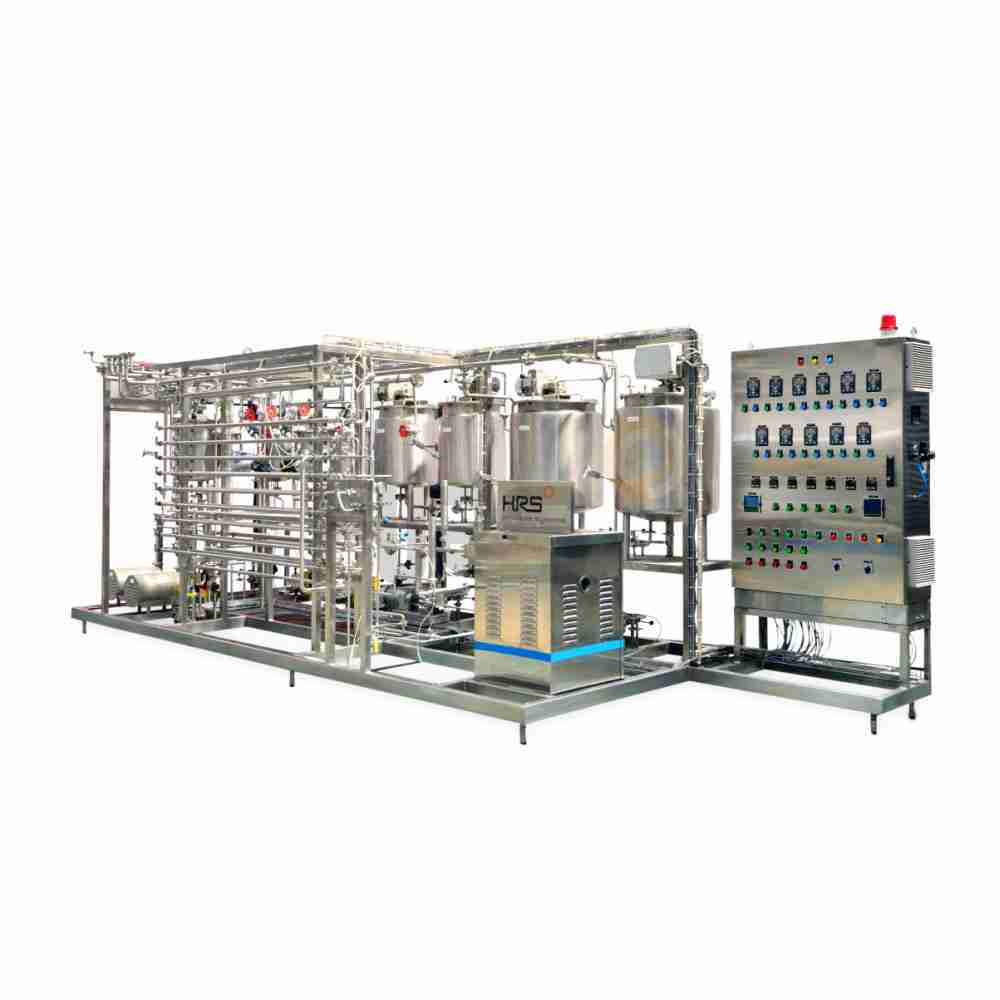 Pre-heaters and Pasteurisation Systems